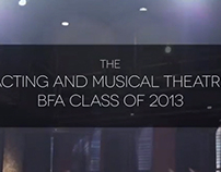 BFA Showcase 2013 Promo