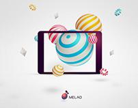Melao branding