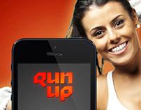 RUN UP APP - trainning ios app