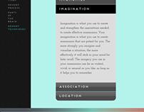 Memory Website