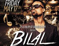 POB Live Concert | Bilal