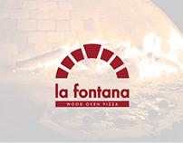 La Fontana Logo & Website Redesign