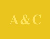 Web Deisgn - A & C Contractors