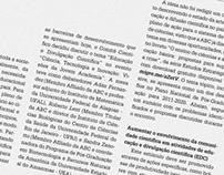 Relatório ABC • Ciência, Tecnologia e Inovação
