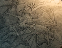 Dragon Study #1