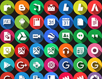 Hawre - Flat Icon Pack