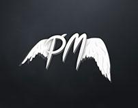 PM (Pirveli Mertskhali) - Logo Design