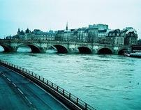 Analog cities: Montreal & Paris