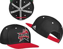 NBA All Star 2013 Headwear