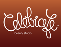 Logo for Celebrate beauty studio