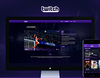 Twitch Redesign