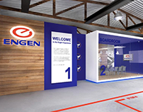ENGEN TRACTOR MUSEUM AT NAMPO