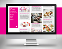 User interface design, Web design - iCook Research