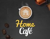 Home Café | Project