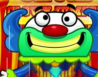 Circus Clown Jumper