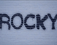 Rocky Title Sequence