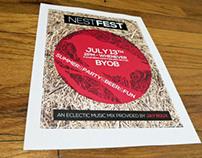NestFest Poster