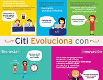 CitiBank Evoluciona
