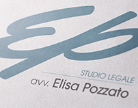 Avv. Elisa P. | Logo Design