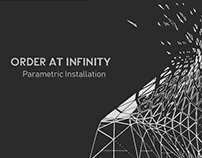 Order At Infinity - Parametric Installation