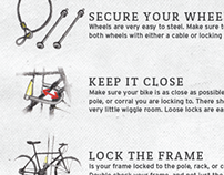 San Francisco Bicycle Coalition Web Flyers