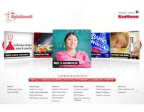 Raytheon's MathMovesU.com