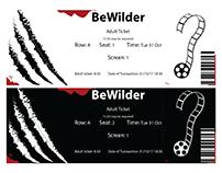 FMP BeWilder Movie Tickets