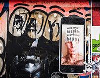 Graffiti around Hackney, London E9