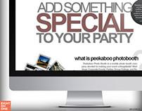 Peekaboo Photobooth