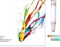 Liquidstyle Design Studio Identity System
