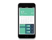 HomeCal- A Calender App for Homemakers