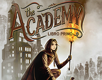 The Academy - Volume 1 - Book Cover -