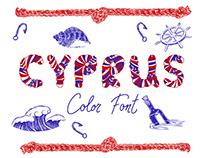 Cyprus Color Font