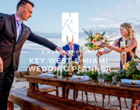 A Modern Romance - Weddings - Miami - Keys - Carribean