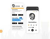 Audio Blog Concept