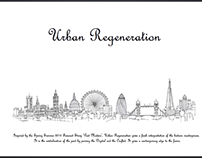 Urban Regeneration -Print design
