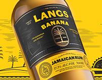 Langs Banana Rum