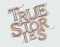 True Stories Event Branding