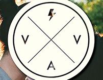 A. Van Vliet Photography  Logo