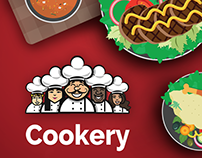 Cookery Ui Kit