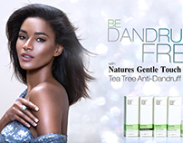 Nature's Gentle Touch - Spring 2016 Campaign