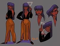 Character Design | Yalí