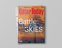 QATAR TODAY - Qatat's No.1 News & Business Magazine