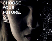Choose Your Future Campaign Landing Page