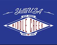 SkilllsUSA Shirt Concept