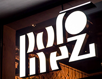 Polonez bar branding