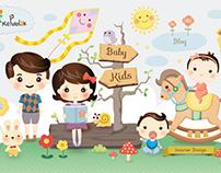 Kids Republik Website