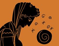 Pictogramas para la Antigua Grecia
