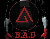 B.A.D [ Bloggers and Designers] Poster Design