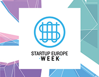 STARTUP EUROPE WEEK (Branding Event)